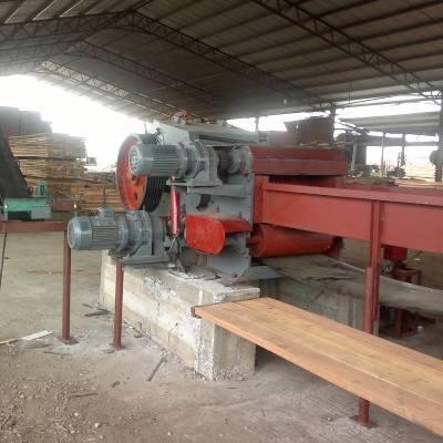 适用范围广的木材粉碎机加工木片锯末机香菇料粉碎机8吨每小时耕晖中碎机