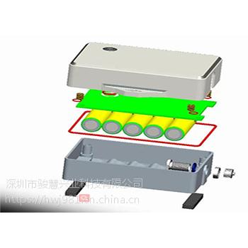 防水接线盒 塑胶外壳 电子盒可装电池 设计定制 透气 IP65-IP68