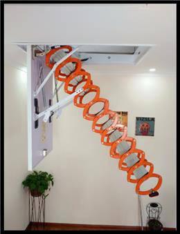 广州哪里有家用伸缩楼梯厂家 款式多质量好