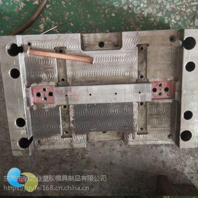 上海注塑模具厂设计生产日用品模具ZA002小风扇塑料模具