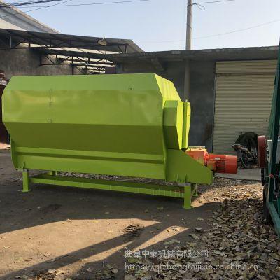 可边加水便搅拌的tmr粉碎搅拌机 多功能一体牛场拌料机 中泰机械