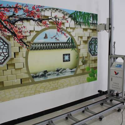 3d墙体彩绘机价格规格尺寸「多图」