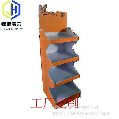 雪弗板展架定制工厂东莞锦瀚加工设计安迪板展架和亚克力展示道具