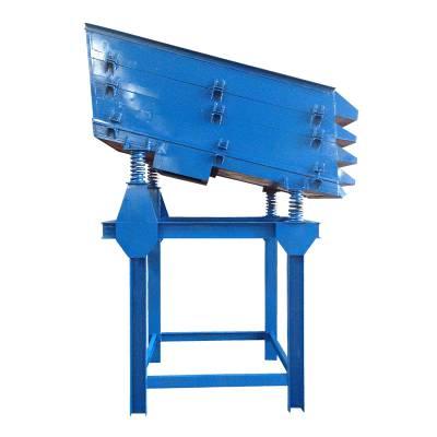 柏立松矿用直线振动筛厂家 型号SZZ900*1800