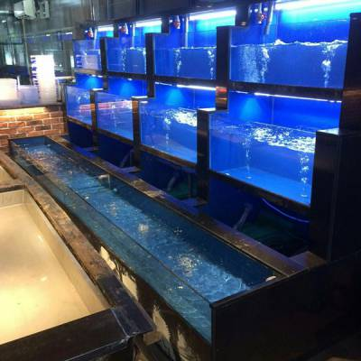 【推荐】可丽水族-餐厅海鲜池定做厂家-嘉兴海鲜池定做厂家