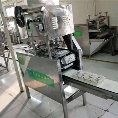 山东自动内酯豆腐机生产厂家?全自动内酯豆腐机多少钱一台?豆制品机械厂家?