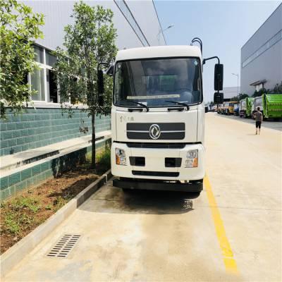 厂家国六压缩垃圾车降价处理 侧装后装挂桶垃圾车 便宜处理压缩垃圾车
