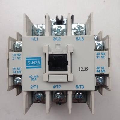 原产***三菱电机MITSUBISHI 交流接触器S-N150 AC110V 220V 400V