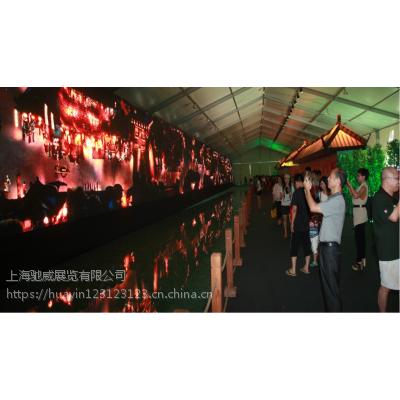 古风画卷3d清明上河图展示出租 3D画展租赁展示