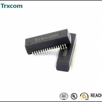 TRC5004NL千兆网络变压器 SOP24工业级网络滤波器 生产厂家直销