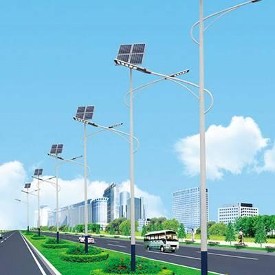 锂电太阳能路灯-诚泰道路照明-尧都区太阳能路灯