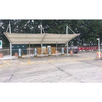 湖北膜结构加油站公司 信誉保证 靓典供应