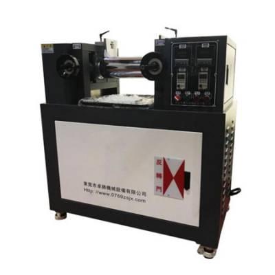 卓胜机械(图)-油加热开炼机-开炼机