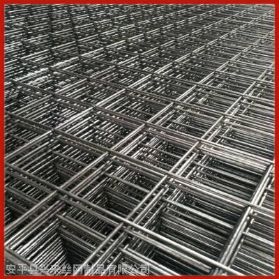 螺纹钢网片地暖黑色 地暖钢丝网定做 兴来地热网片安装地暖