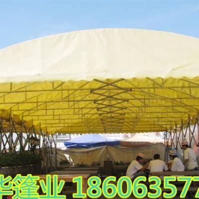 河北沧州移动式仓库棚厂家 大型活动仓库篷绿色环保