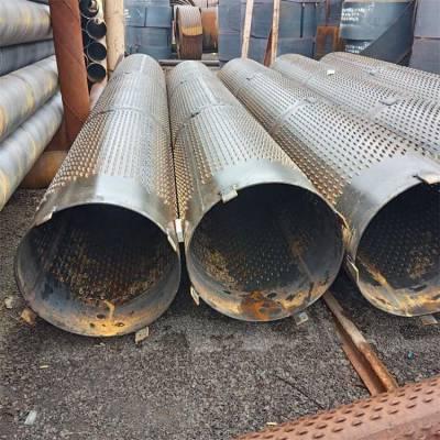 南京降水井滤水管273/400打井钢管(花管厂家)