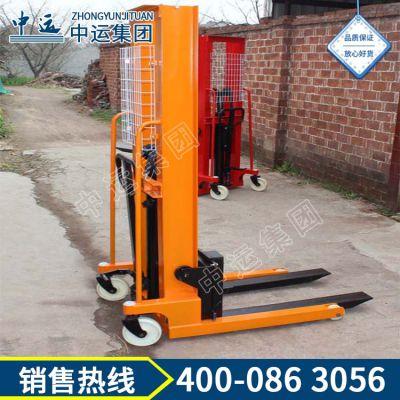 手动液压装卸车,液压式堆高车,手动堆高车价格,装卸车型号