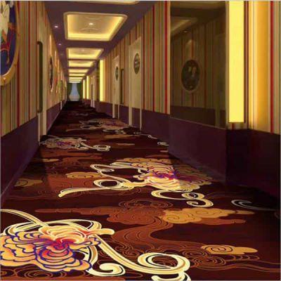 济宁售楼部处厅样板房间地毯图案定制 酒店地毯走廊过道