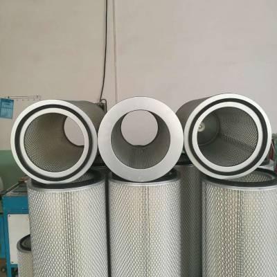 350*660工业除尘滤芯/对接式除尘滤筒