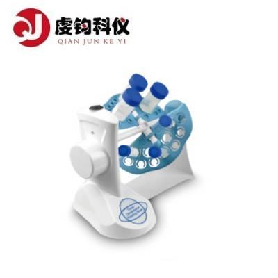 【上海虔钧】RH-18 3D旋转混合仪 广泛应用于分子杂交、血液等需要混合的样品,旋转速度温和