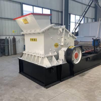 宏富1616液压开箱制砂机 玄武岩石灰岩液压型制砂机 高效新型细碎制砂设备