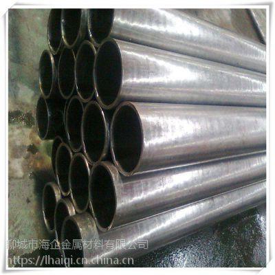 聊城精密钢管厂 gcr15无缝钢管 轴承精密钢管加工