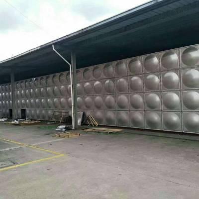 不锈钢水箱一般选用SUS304材质、保证了水质的清洁与卫生、 启亚环保