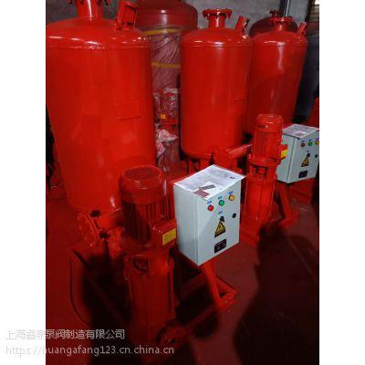 上海消防泵厂家XBD6.2/40-125L/立式大功率消防泵/泵房装置消火栓泵