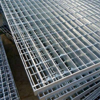 平台钢格栅 机器平台钢格栅 操作平台板