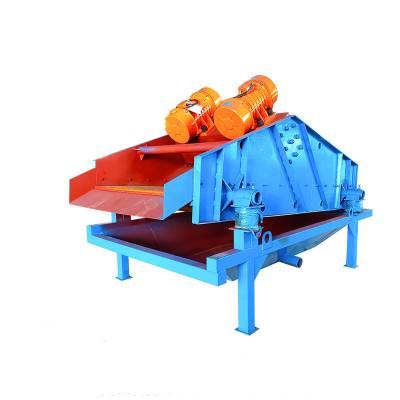 江西厂家直销直线振动筛 洗砂机分离 高频细沙回收脱水筛一体机