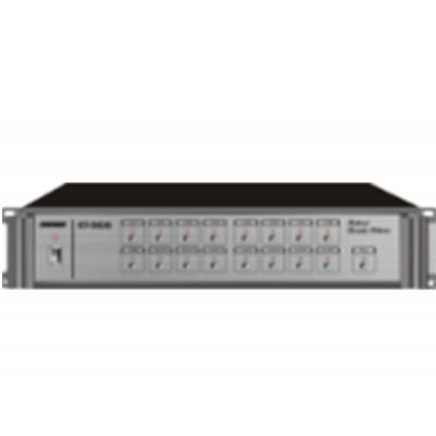 中河新款16路公共广播分配器PA-5S16