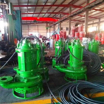 大型围堰泵 电动泥沙泵机组 大流量尾砂机泵(山东江淮)