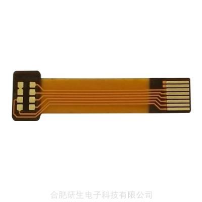 柔性FPC抄板,FPC打样制作,FPC批量生产,双面电路板厂