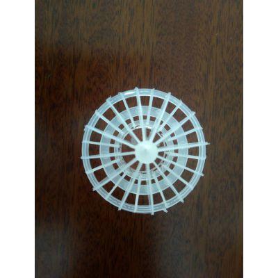 多面空心球应用材料 环保型PP塑料填料 耐高温、耐腐蚀 冀州区亿恒塑料制品厂