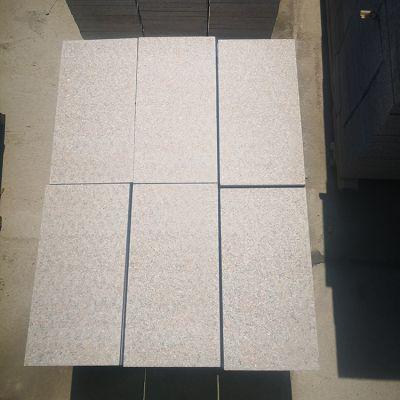 德发石材 爆款五莲红广场砖厂家定制 五莲红广场砖多少钱