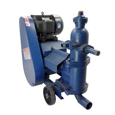 河南HB-3型柱塞式灰浆泵 预应力双头泵注浆机 张拉双头注浆泵