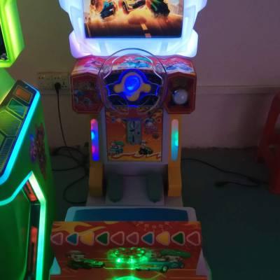 幻影一号儿童赛车机高清环游模拟赛车亲子益智游戏机设备