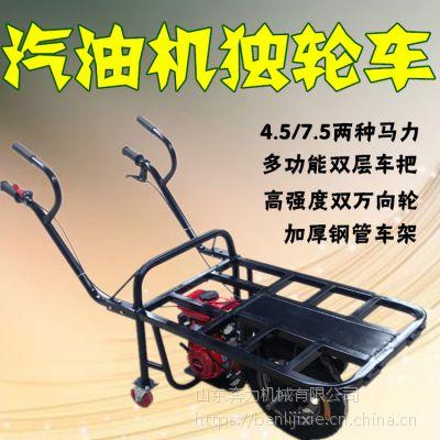 汽油农用车 山区人气款手推车 独轮车 奔力DL-JG1