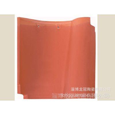厂家供应:310*310mm西式瓦、屋面s瓦、西式、西班牙瓦、陶瓦