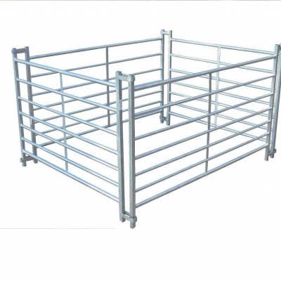万卓养马场护栏实体厂家,马场栅栏,牧场围栏价格样式