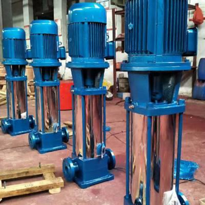 3CF认证 XBD18.0/45G-GDL 132KW 上海江洋 室内喷淋水泵 铸铁 优质厂家