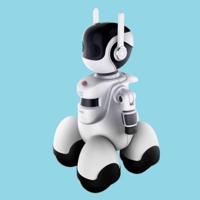工业设计 电力巡检机器人设计