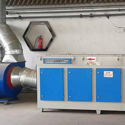 焊接车间烟气处理设备-渭南烟气处理设备-山西华一丰环保机械
