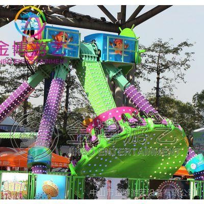 大型户外游乐园设备价格 投资一个大型游乐场需要多少钱