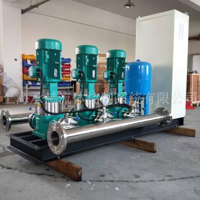 变频供水泵组设备MVI1603德国wilo威乐苏州定制
