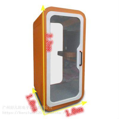 室内直播间隔音机箱广州哪里有厂家定制多少钱一台