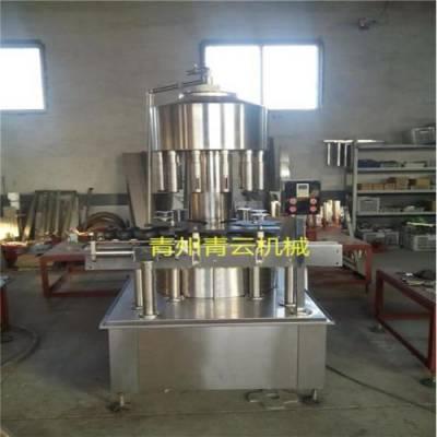 酱油醋灌装机 青云 酱油醋灌装机图片 大型酱油醋灌装机图片