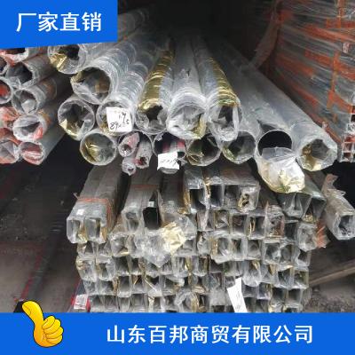 耐烧蚀不锈钢装饰管_304工业级不锈钢装饰管厂家价格