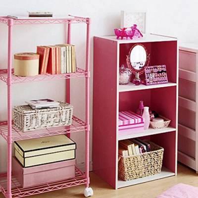 简约现代特价简易书架家用书柜自由组合置物架收纳柜储物柜