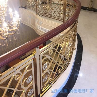 常州中式铜楼梯护栏今日价格